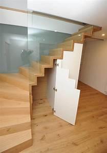 Raum Unter Treppe Nutzen : m bel unter treppe einbauschrank unter treppe m bel innenausbau galerie stauraum unter der ~ Buech-reservation.com Haus und Dekorationen