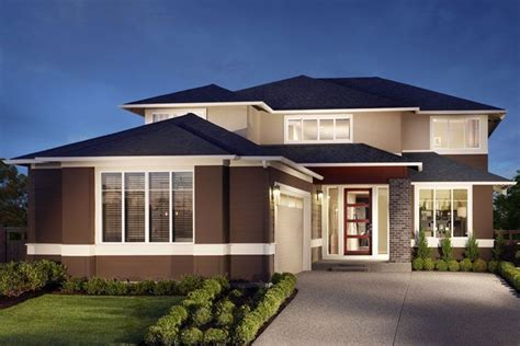 modern homes seattle haven  mainvue homes greater