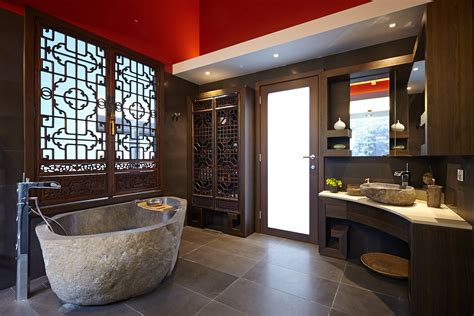 impressive natural stone bathtubs