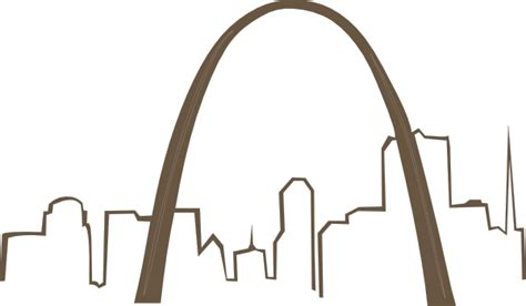 Arch Clipart St Louis Arch Clip At Clker Vector Clip