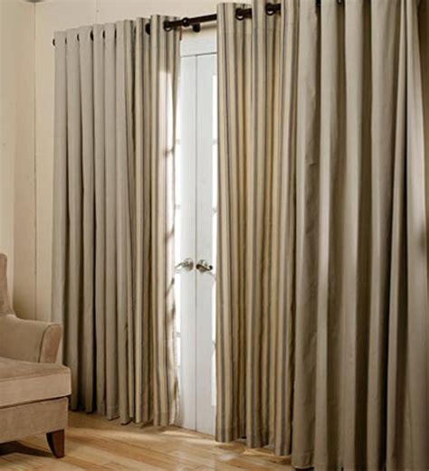 Grommet Top Drapes - thermalogic energy efficient insulated grommet top