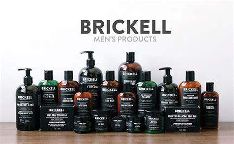 Amazon.com: Brickell Men's Purifying Charcoal Face Wash