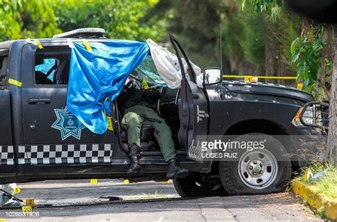Graphic evidence was front and center. Graphic content / View of a corpse at the crime scene ...