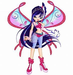 Winx Club Musa Believix Doll