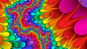 abstract colorful widescreen 4k resolution image cool ...
