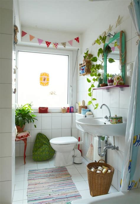 decoration wc toilette  idees originales