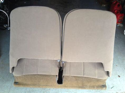 purchase   ford  door sedan tan front seat