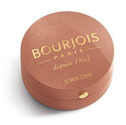 Bourjois Blush 03 Brun Cuivre bourjois blush r 243 ż do policzk 243 w kolor 03 brun cuivre