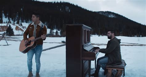 'tequila' Unites Two Lovers In New Dan + Shay Video