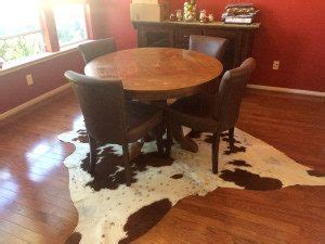 How To Care For Cowhide Rug by Cowhide Rug Product Care