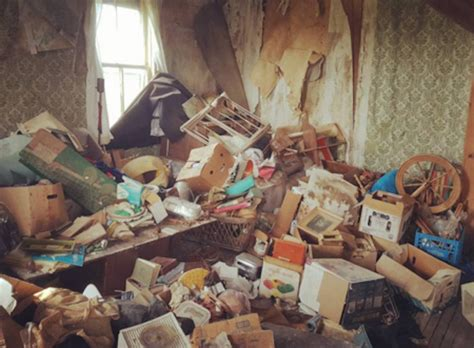 The Tv Show 'hoarders' Is Now Casting In Brooklyn