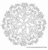 Coloring Pages Complex Mandala Adults Flower Colouring Sheets Adult Flowers Kleurplaten Sun Painting Thesunflowerpages sketch template