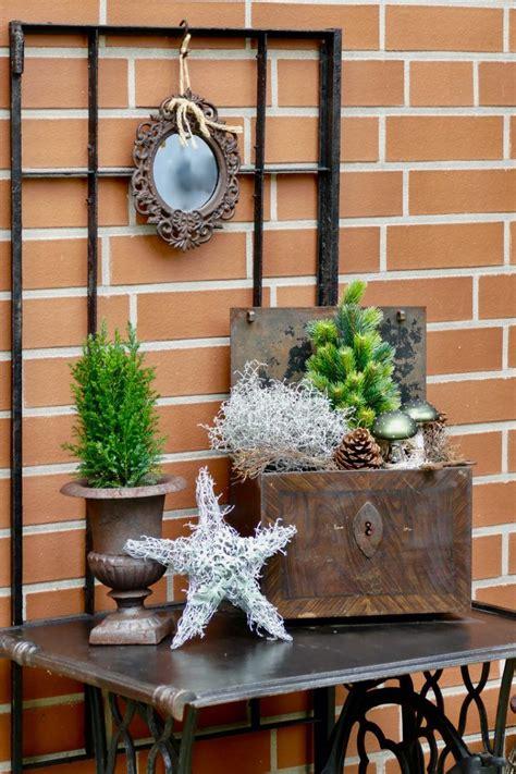 weihnachtsdeko im außenbereich winterdeko im au 223 enbereich deko zuhause weihnachtsdeko wintergarten weihnachtsdekoration