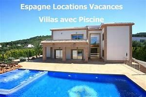 espagne maison vue sur la mer depuis la piscine duune With awesome location maison barcelone avec piscine 17 costa brava espagne location villa costa brava espagne