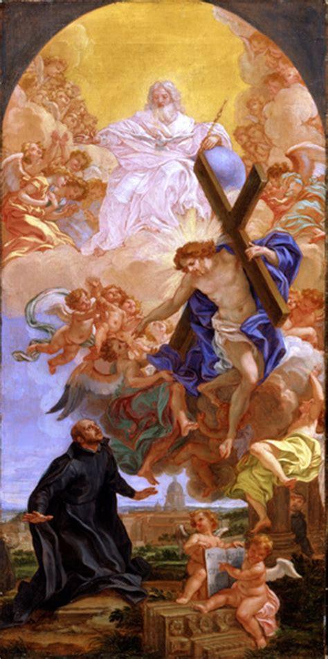 vision  saint ignatius  la storta worcester art museum