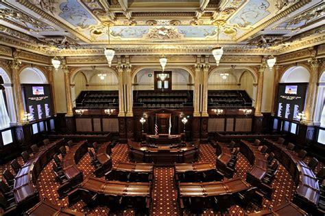 illinois state capitol vinci hamp architects