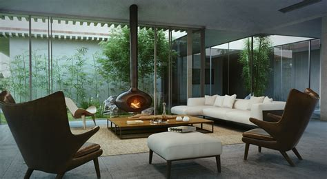 modern cottage living room 3 interior design ideas