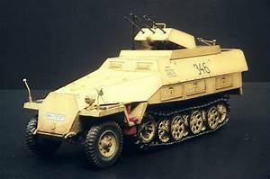 Sd Kfz 251  21 Ausf D  U0026quot Drilling U0026quot