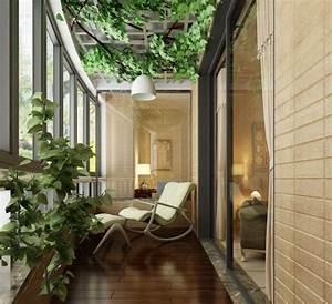 coole ideen fur balkon pflanzen einen garten auf balkon With coole balkon ideen