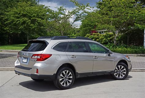 Subaru Outback Road Test by 2016 Subaru Outback 2 5i Limited Road Test Review