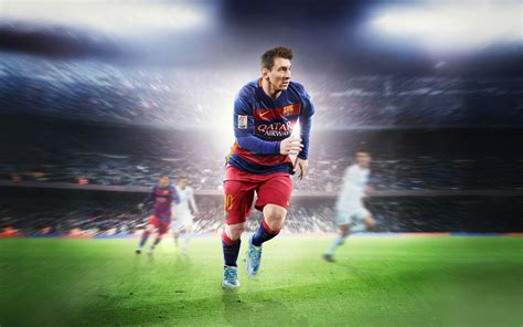 Lionel Messi Fifa 16 5k Wallpapers