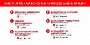 übernachten In Bremen : coronavirus informationen zur situation in bremen ~ A.2002-acura-tl-radio.info Haus und Dekorationen