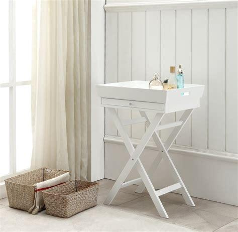 table d appoint plateau amovible sur pieds tr 233 teaux coul