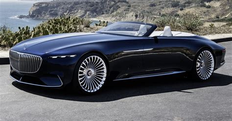 Mercedes-benz Debuts Concept With '30s Flair