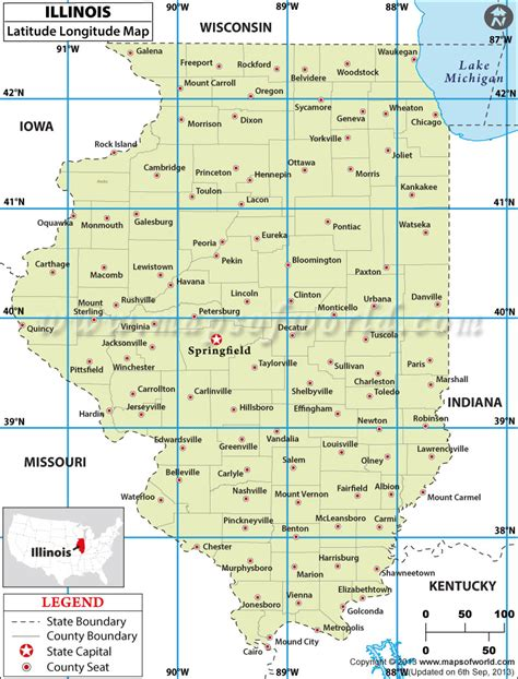 Rockford Illinois Zip Code Map