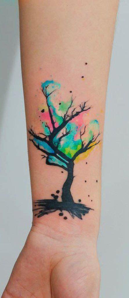 beautiful watercolor tattoo ideas tattoos
