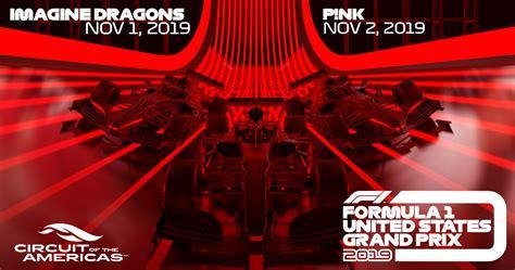 formula united states grand prix circuit americas
