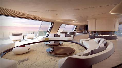 Yacht Innen by Oceanco Tuhura Megayacht Concept Wordlesstech