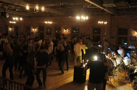 swing nights swing at newburgh brewery