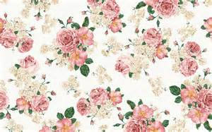 flower girl wedding floral pattern