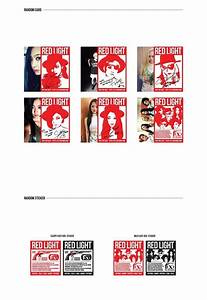 f(x) FX 3rd Album vol 3 - RED Light CD + Poster