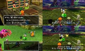 Dragon Quest 7: new screens show town and dungeon ...