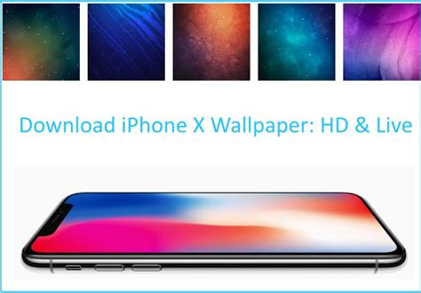 Download Live Wallpaper For Iphone X, Best Hd Dynamic Wallpaper Iphone X
