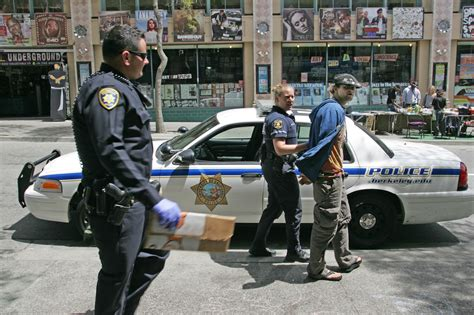 story  doug oakley police foot patrol puts pressure