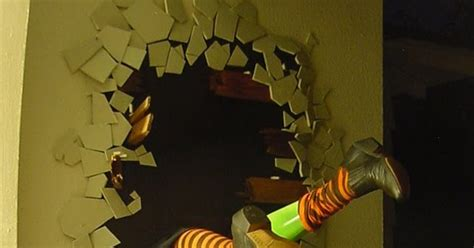 dave lowe design  blog  halloween witch crash