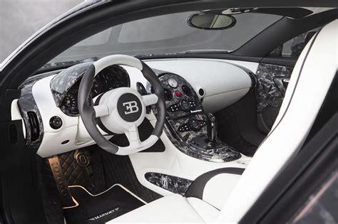mansory bugatti veyron vivere diamond edition exotic car