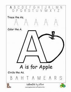letter recognition worksheets alphabet worksheet big With toddler recognizing letters