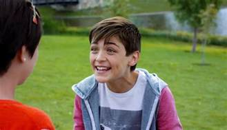 Andi Mack Asher From Angel