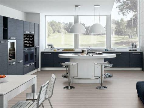 ilot cuisine en l cuisine en l moderne avec îlot en 108 photos magnifiques