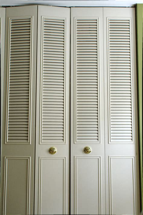 Metal Closet Doors, Your Time Is Limited Citymeetscountry