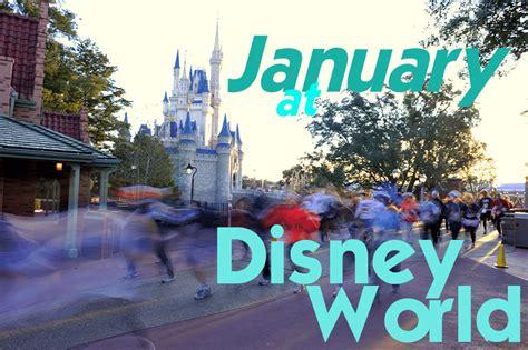 january disney world crowd calendar