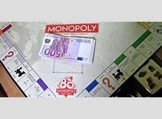 Monopoly celebra sus 80 años con juegos con dinero real