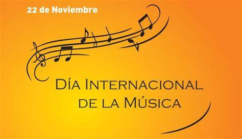 Imágenes del 22 de Noviembre – Día de la Música ...