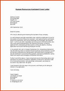 cover letter for human resource coordinator - cold cover letter to human resources