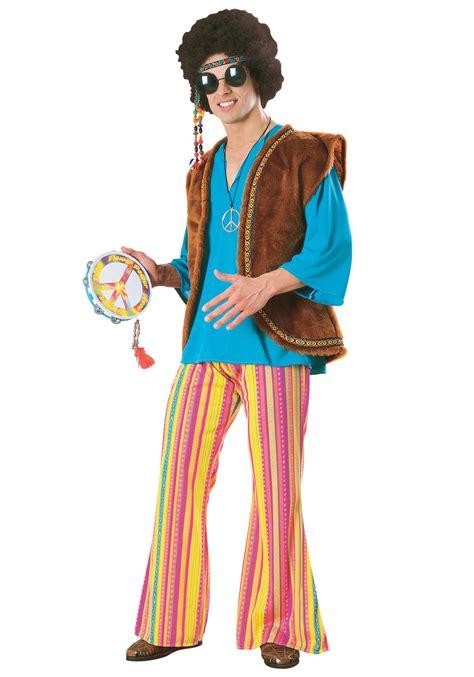 Menu0026#39;s Woodstock Costume