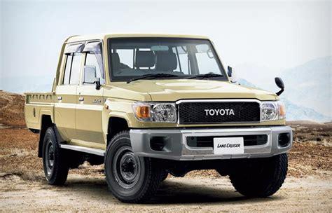 Toyota Land Cruiser 70 Series Re-release